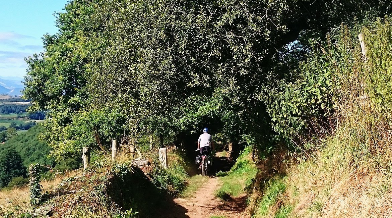 Camino de Santiago en bici Ruta Norte 1 Asturias | BIKINGTHROUGHSPAIN
