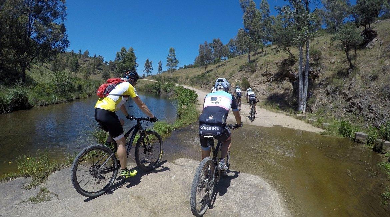 Camino de Santiago en Bici: Ruta la Plata vado |BIKINGTHROUGHSPAIN