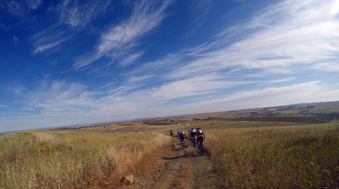 Camino de Santiago en Bici: Ruta la Plata campos |BIKINGTHROUGHSPAIN