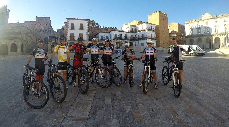 Camino de Santiago en Bici: Ruta la Plata Cáceres |BIKINGTHROUGHSPAIN