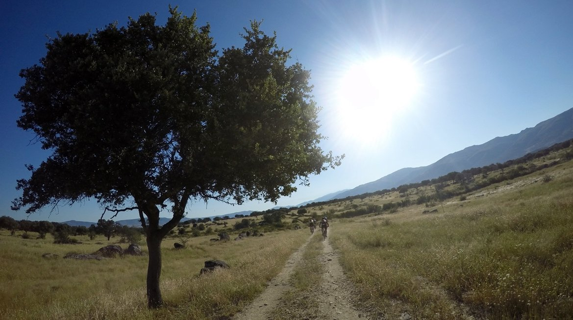 Camino de Santiago en Bici: Ruta la Plata Extremadura |BIKINGTHROUGHSPAIN