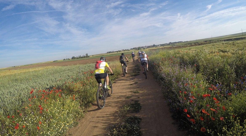 Camino de Santiago en Bici: Ruta la Plata Andalucia|BIKINGTHROUGHSPAIN