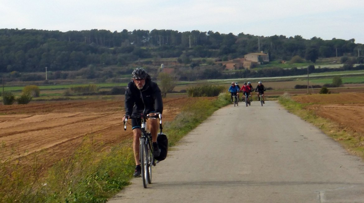 Pueblos medievales del Empordà en bici arrozales de Pals| BIKING THROUGH SPAIN