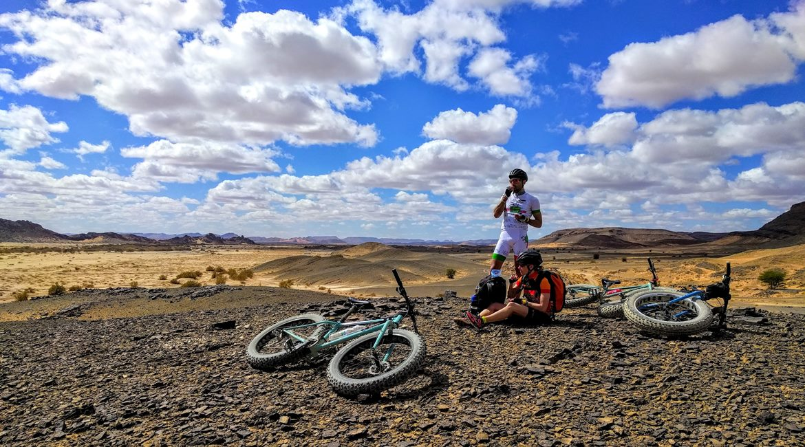 Marruecos en bicicleta. Descanso BIKING THROUGH SPAIN & ESPAI BICI