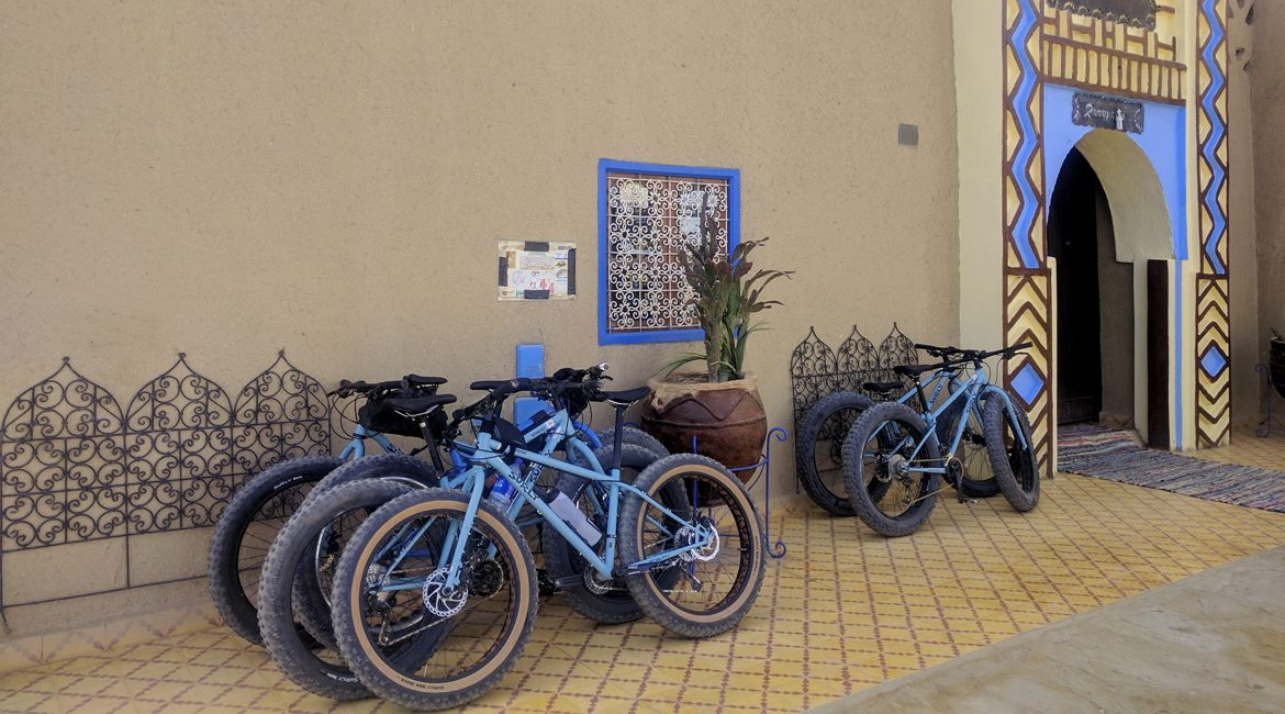 Marruecos en bicicleta. Fat Bikes BIKING THROUGH SPAIN & ESPAI BICI