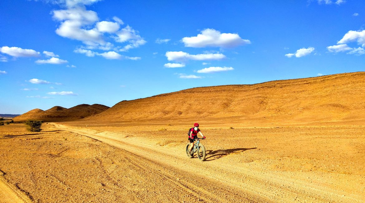 Marruecos en bicicleta. Desierto3 BIKING THROUGH SPAIN & ESPAI BICI
