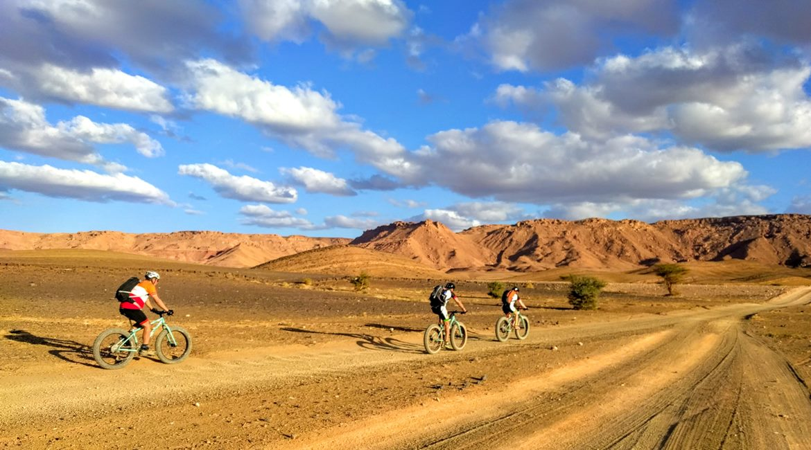 Marruecos en bicicleta. Desierto4 BIKING THROUGH SPAIN & ESPAI BICI