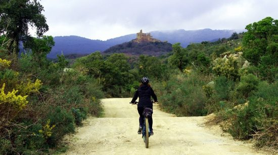 Albera en bicicleta Requesens 2|BIKING THROUGH SPAIN