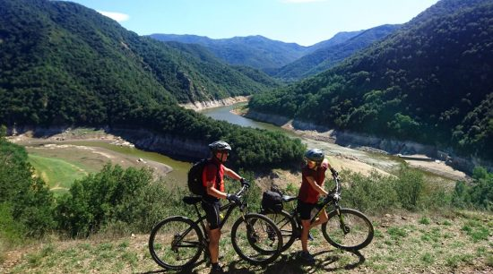 Ruta del Ter en bicicleta Susqueda| BIKING THROUGH SPAIN