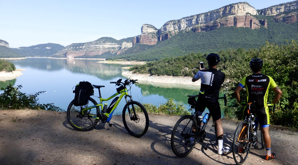 Ruta del Ter en bicicleta Sau| BIKING THROUGH SPAIN