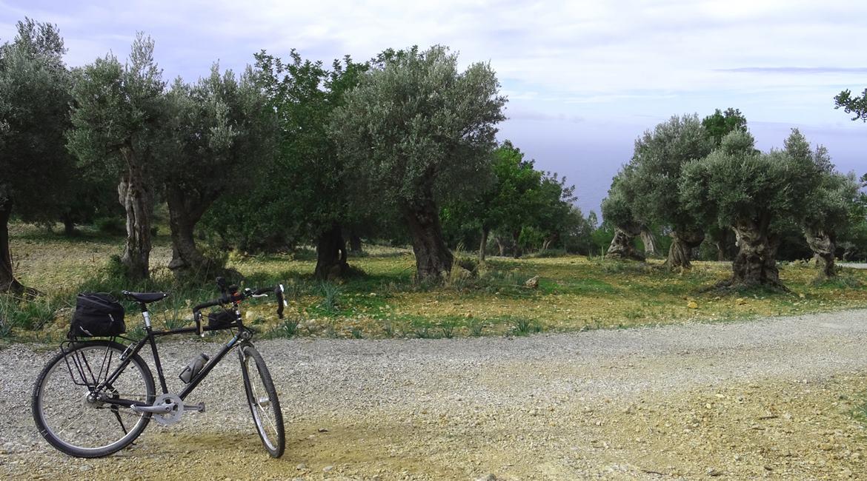 Travesía Serra de Tramuntana en Bicicleta. Planicia .BIKING THROUGH SPAIN