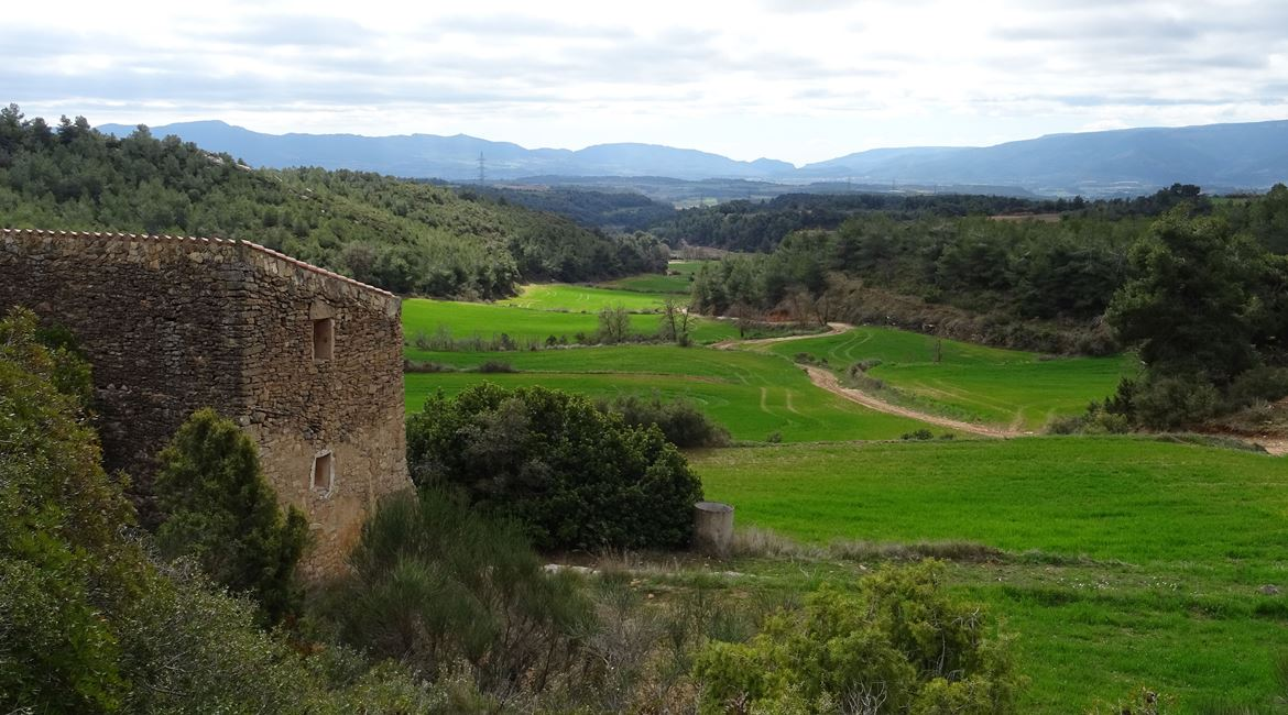 Ruta del Cister. GR 175. BIKING THROUGH SPAIN