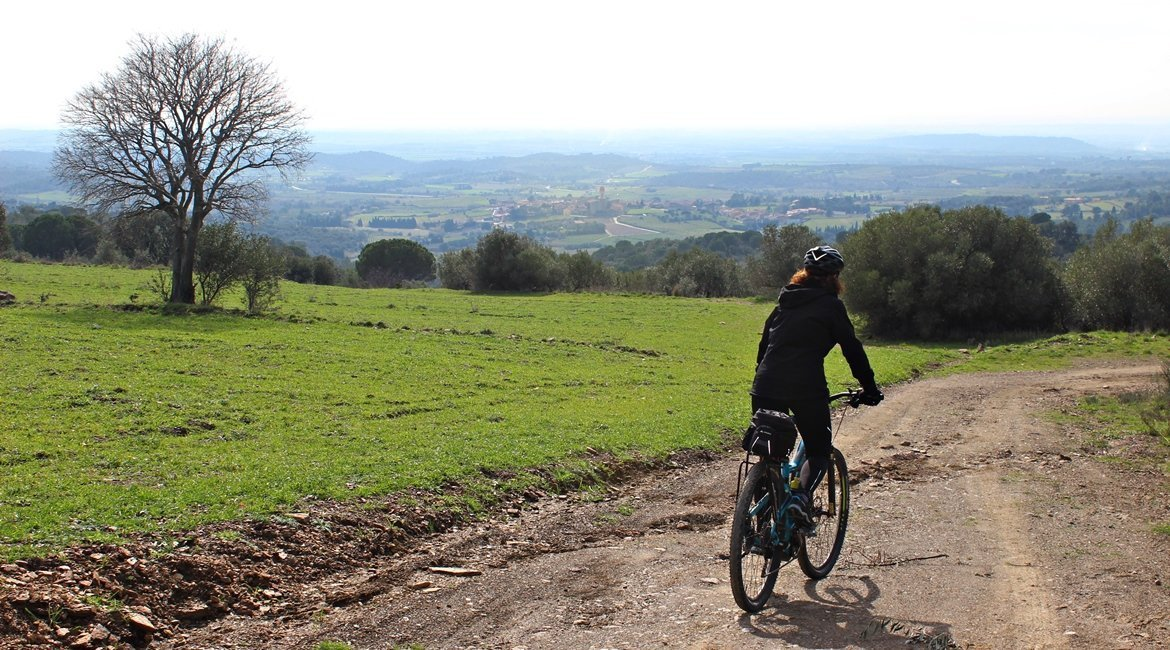 Albera en bicicleta Serra de les Alberes 2|BIKING THROUGH SPAIN