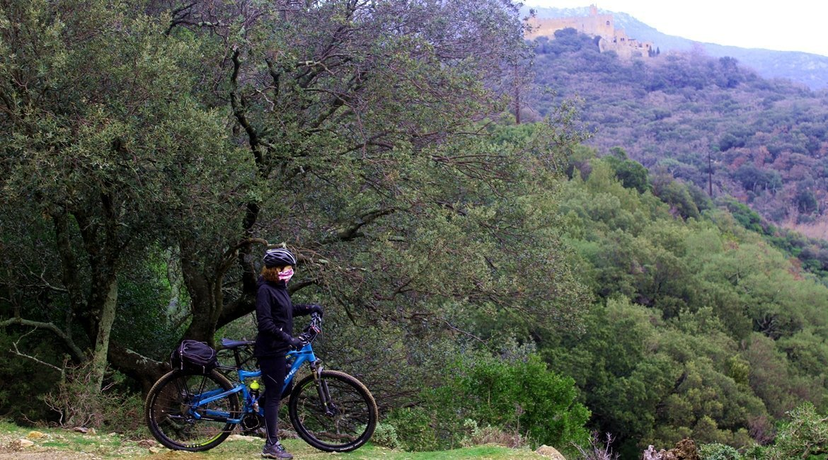 Albera en bicicleta Requesens|BIKING THROUGH SPAIN