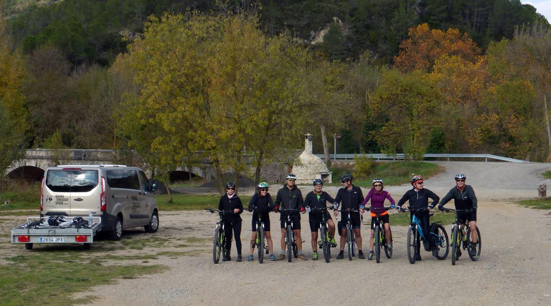 Alt Empordà i Camí de la Muga St. Llorenç de la Muga |BIKING THROUGH SPAIN
