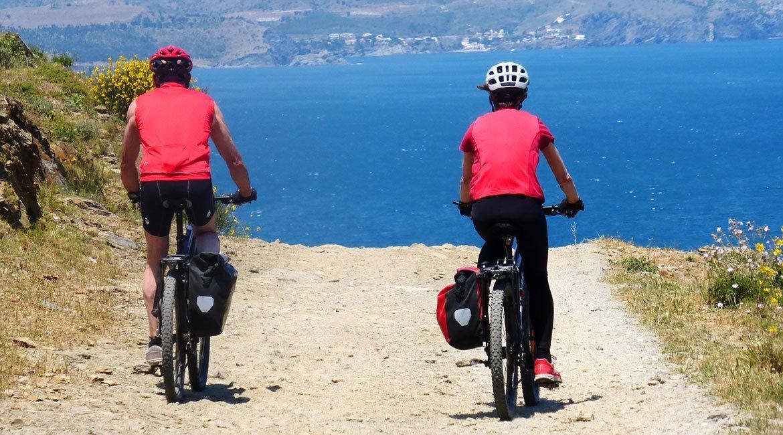Gran Travesía del Pirineo Catalán en BTT Llança 0 | BIKINGTHROUGHSPAIN