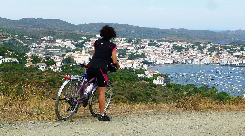 Ruta en bicicleta por el Alt Empordà Cadaqués | BIKING THROUGH SPAIN