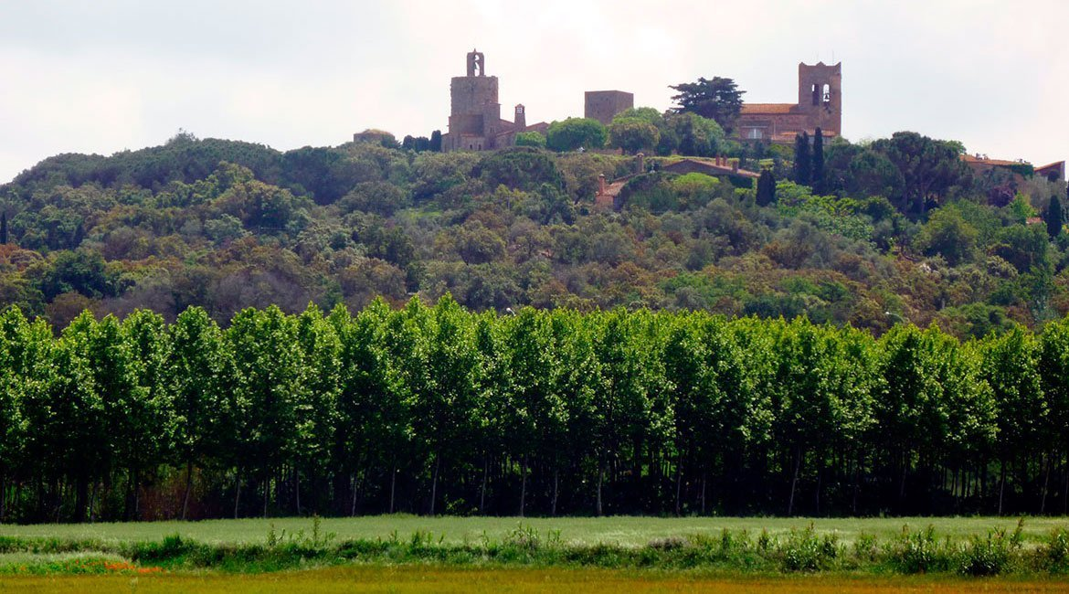 Pueblos medievales del Empordà en bici  1| BIKING THROUGH SPAIN