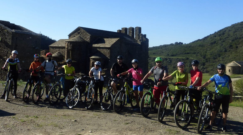 Gran Travesía del Pirineo Catalán en BTT Albera| BIKINGTHROUGHSPAIN