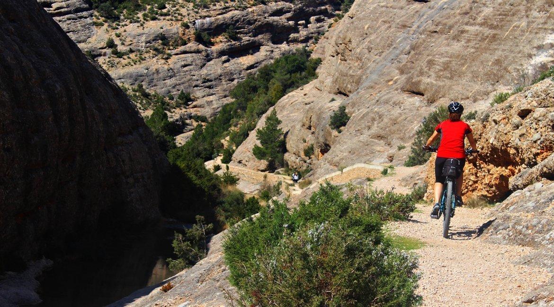 Matarranya y els Ports de Beseit en bicicleta Estrets Arnes 2|BIKING THROUGH SPAIN