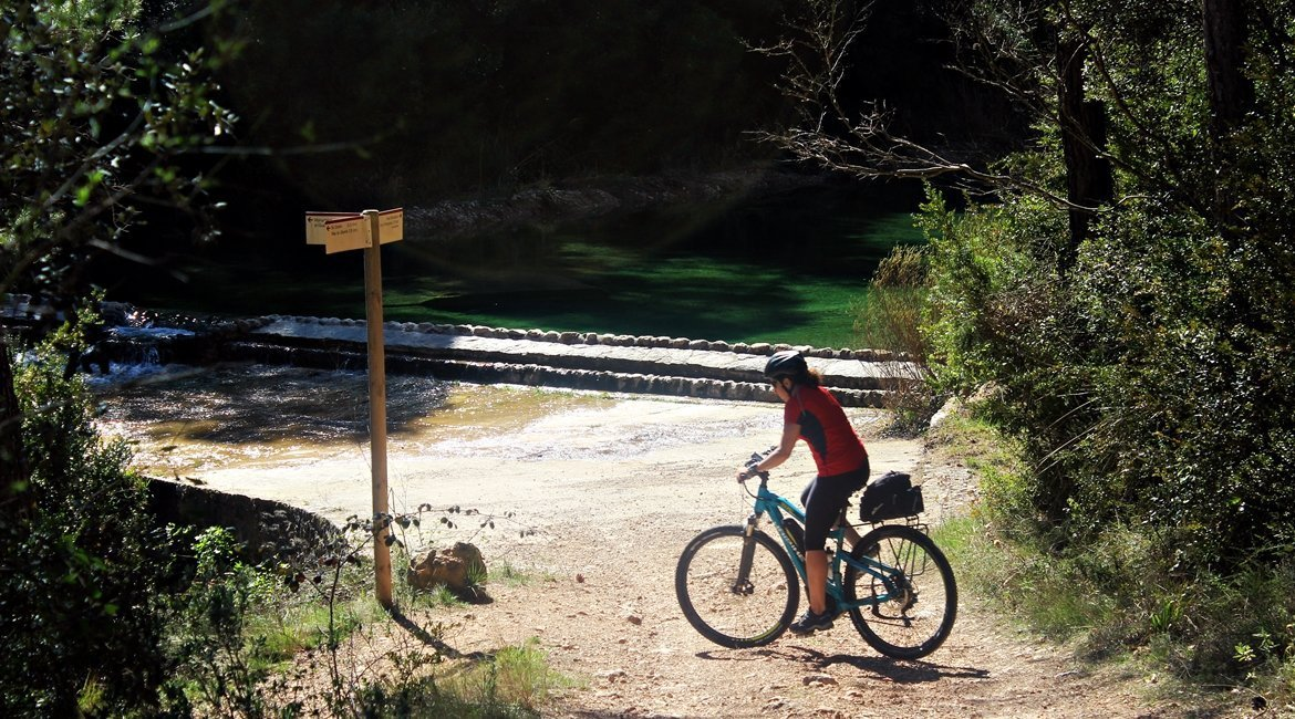 Matarranya y els Ports de Beseit en bicicleta Estrets Arnes|BIKING THROUGH SPAIN