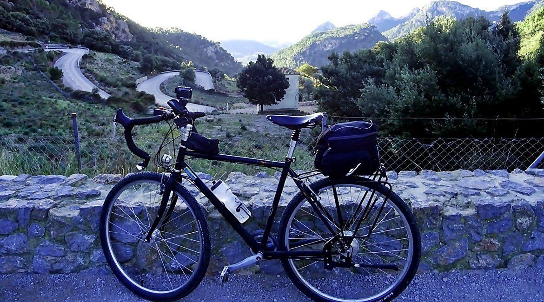 Travesía Serra de Tramuntana en Bicicleta. Port de Soller 2 .BIKING THROUGH SPAIN