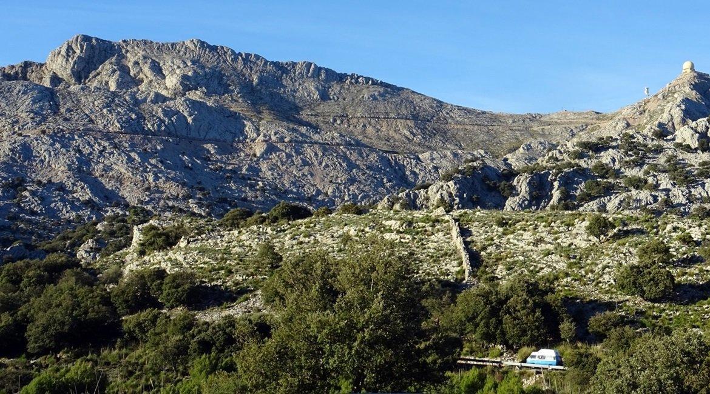 Travesía Serra de Tramuntana en Bicicleta. Puigmajor .BIKING THROUGH SPAIN