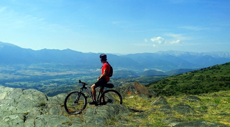 Gran Travesía del Pirineo Catalán en BTT Cerdanya| BIKINGTHROUGHSPAIN