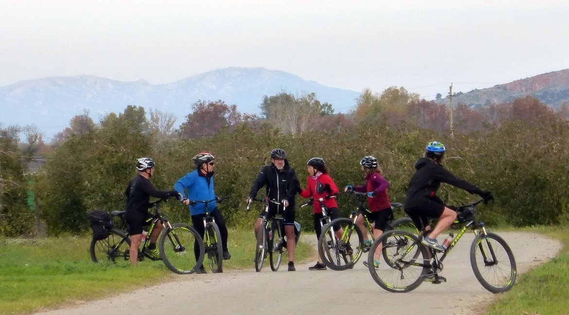 Ruta ciclista integral por el Emporda Fontclara | BIKING THROUGH SPAIN