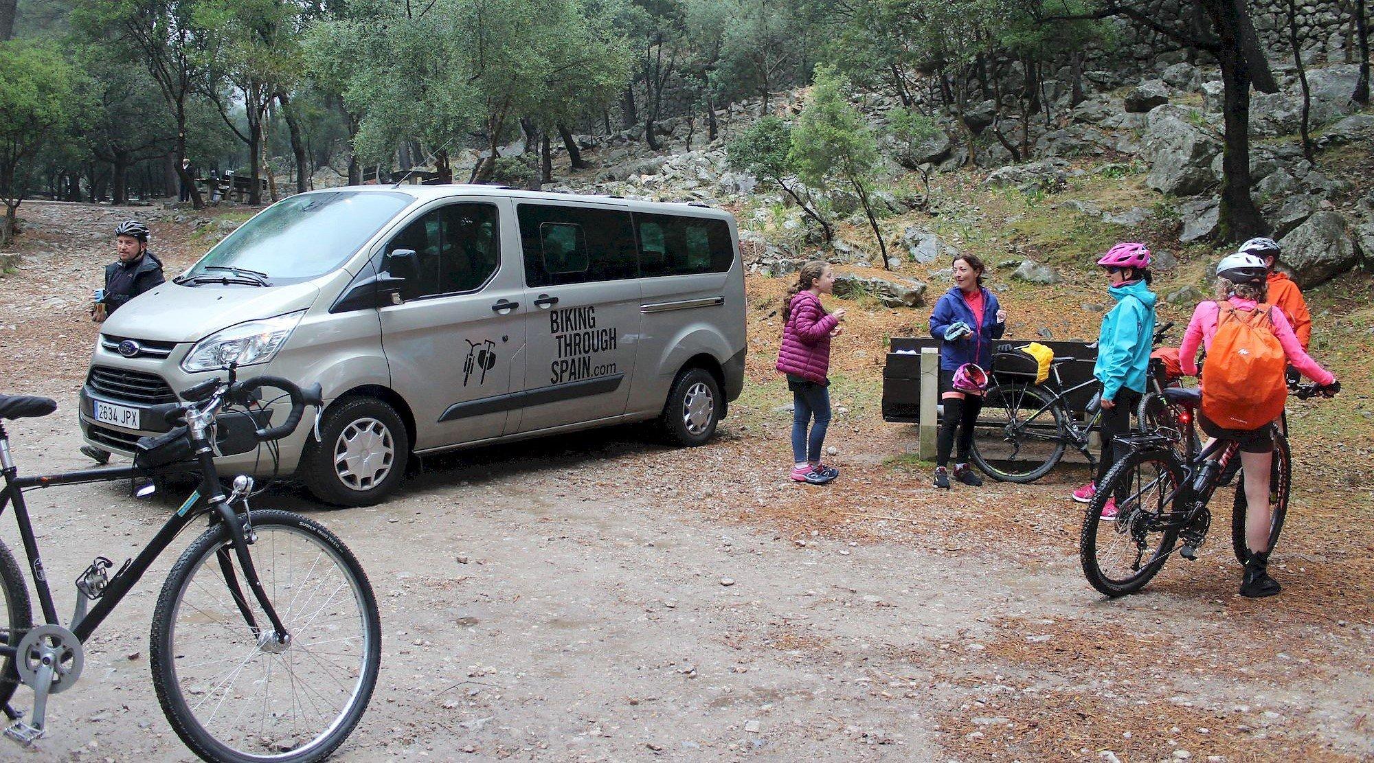 Serra de Tramuntana en bicicleta. Coll de Sa Batalla 2. BICIS EN RUTA. 1170x650
