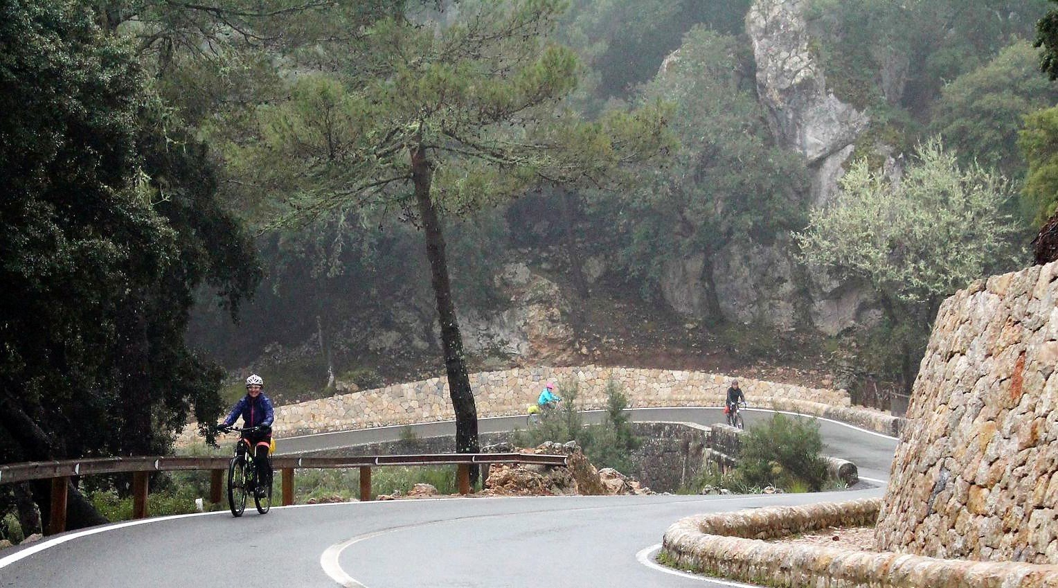 Serra de Tramuntana en bicicleta. Coll de Sa Batalla 3. BICIS EN RUTA. 1170x650