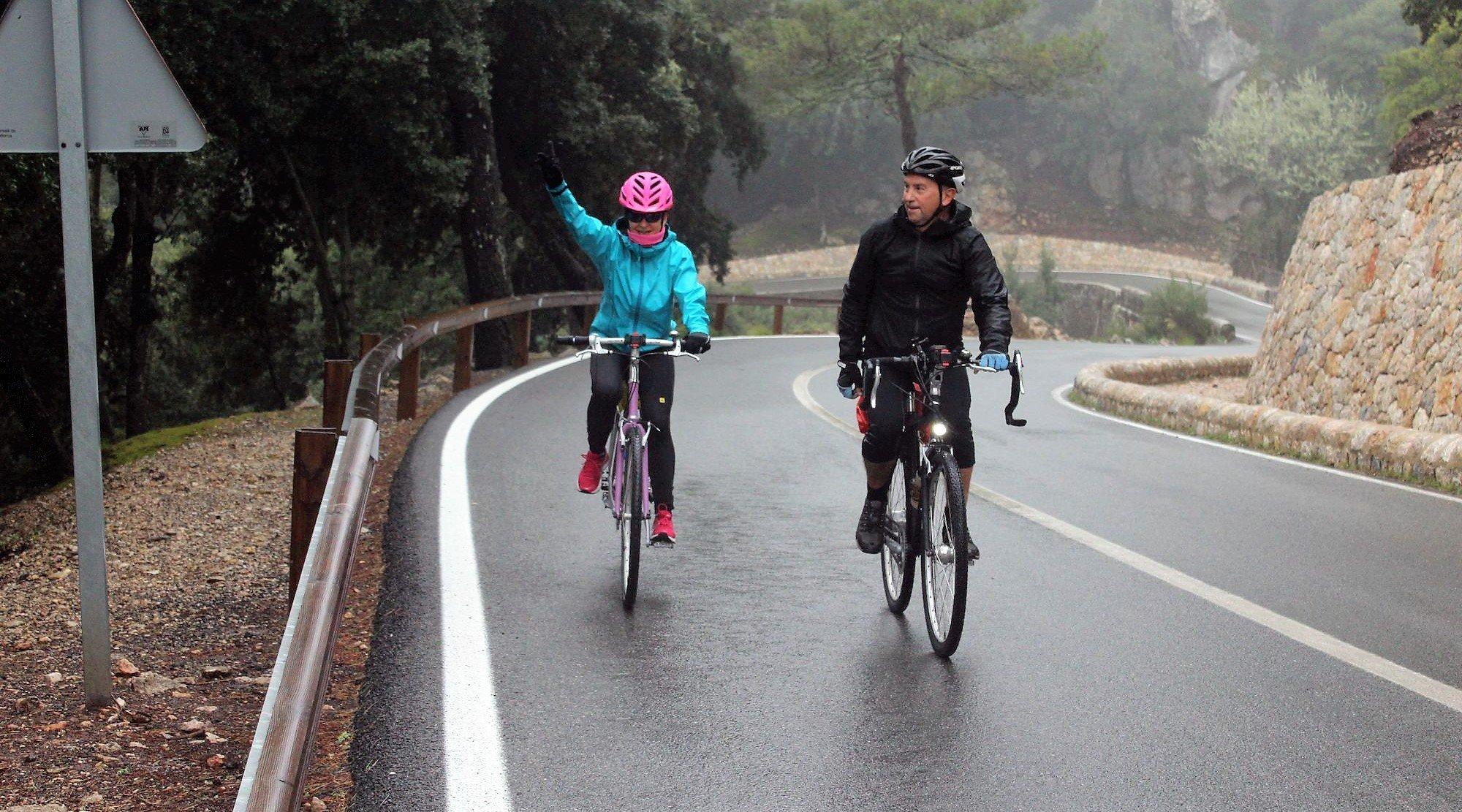 Serra de Tramuntana en bicicleta. Coll de Sa Batalla 4. BICIS EN RUTA. 1170x650
